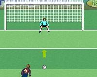 Şampiyonlar Ligi Penaltısı Oyunu