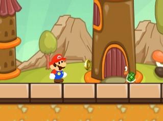 Super Mario 2016 Oyunu