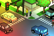 Trafik Yönetme Oyunu