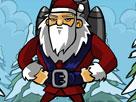 Uçan Noel Baba Oyunu