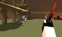 3D Minecraft FPS 4
