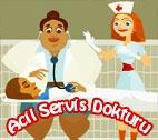 Acil Servis Doktoru Oyunu