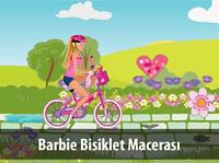 Barbie Bisiklet Macerası Oyunu