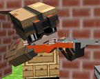 Minecraft Savaşçıları Oyunu