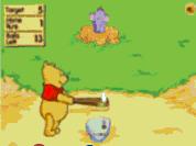 Winnie the Pooh Çiftlikte Oyunu