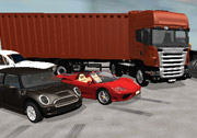 3D Araba Kullanma