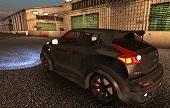 3D Nissan Juke Kaydırma