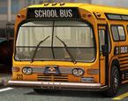 3D Okul Otobüsü Park Etme Oyunu