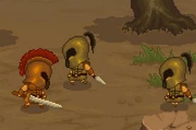 Savaşçı İkili Bölüm 2 Oyunu
