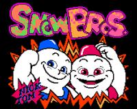 Snow Bros Oyunu