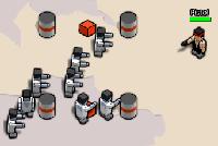 Zombi Saldırısı Takım Savunması Oyunu