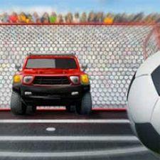 Araba Futbolu Oyunu
