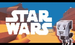 Kogama: Star Wars Tatooine Oyunu