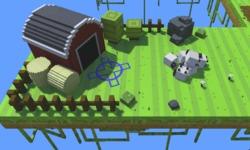 Minecraft Koyun Kaçırma Oyunu