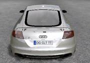 3D Audi TT Sürme