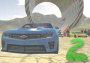 3D Serbest Araba Sürme 2 Oyunu