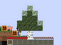 Paper Minecraft v9.6.c (2D Minecraft)