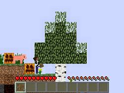 Paper Minecraft v9.6.c (2D Minecraft) Oyunu
