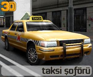 Taksi Şoförü Oyunu