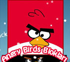 Angry Birds Blokları Oyunu