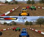 İki Kişilik ATV Yarışı Oyunu