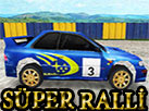 Süper Ralli Oyunu