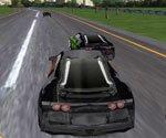 3D Bugatti Yarışı Oyunu