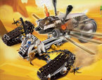 Lego Çöl Yarışı Oyunu
