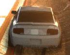 Mustang Sürücüsü Oyunu