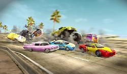 3D Şehirde Drift Oyunu