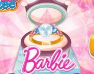 Barbie İçin Tektaş Tasarla Oyunu
