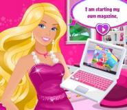Barbie Moda Dergisi Editörü