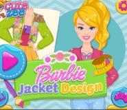 Barbie'nin Tasarım Ceketi Oyunu