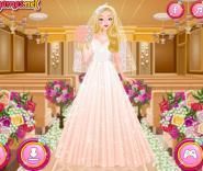 Güzel Gelin Süper Barbie Oyunu