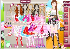 Hello Kitty Hayranı Barbie