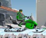 Kar Motoru Yarışı Oyunu