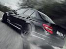 Mercedes ile Drift Oyunu