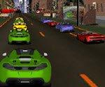 Sokak Yarışı Oyunu