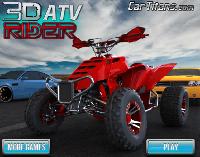 3D Atv Sürücüsü Oyunu