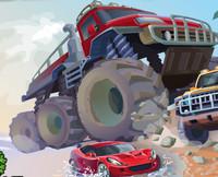 Arazi Aracı Oyunu