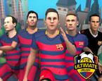 Barcelona Hücum Takımı Oyunu