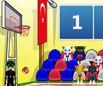 Basketçi Kediler Oyunu