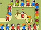 İnsan Zuma Oyunu