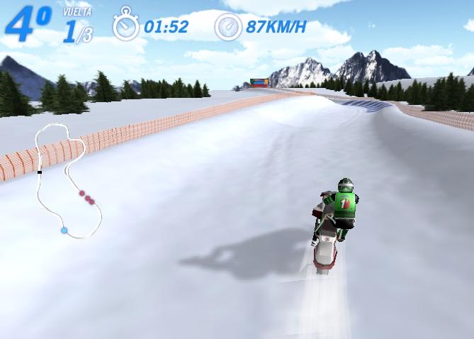 3D Kar Motoru Sürme