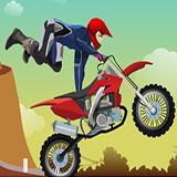 Kırmızı Motorsiklet Oyunu