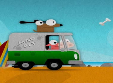 Köpek Otobüsü