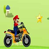 Mario Atv Sürüyor Oyunu
