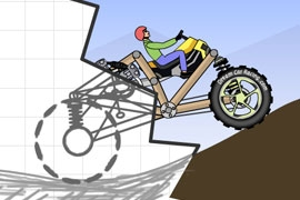 Modifiye Motosiklet Oyunu