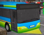 Otobüs Şoförü 3D Oyunu