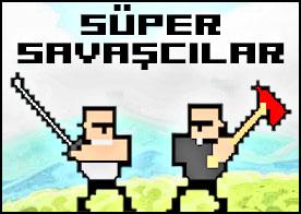 Süper Savaşçılar
